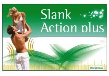 Espadiet Slank Action Plus 60 cápsulas