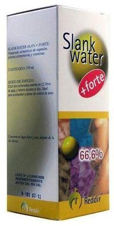 Espadiet Slank Water 66,6% Forte 250ml