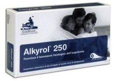 Eurohealth Alkyrol Children Formula 250mg 120 cápsulas