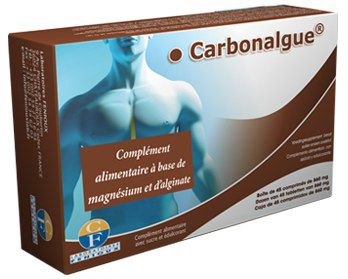 Fenioux Carbonalgue 40 comprimidos