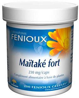 Fenioux Maitake Forte 30mg 200 cápsulas