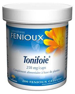 Fenioux Tonifoie Tónico Hepático 200 cápsulas