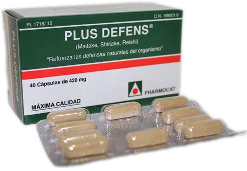 Fharmocat Plus Defens 40 cápsulas