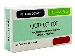 Fharmocat Quercitol 30 cápsulas