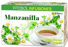 Fitosol Infusión Manzanilla 20 filtros