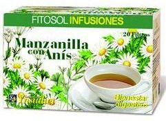Fitosol Infusión Manzanilla con Anís 20 filtros