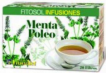 Fitosol Infusión Poleo Menta 20 filtros