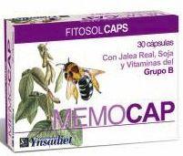 Fitosol Memocap 30 cápsulas