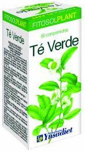 Fitosol Té Verde 80 comprimidos