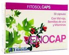 Fitosol Venocap 30 cápsulas