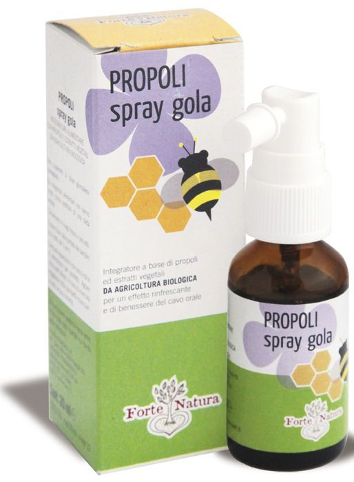 Forte Natura Spray Própolis Bio 20ml