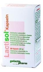 Galacto Pharm Lactisol 90 cápsulas