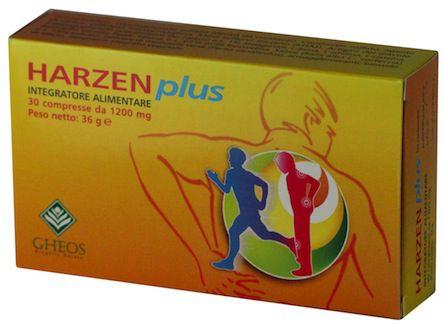 Gheos Harzen Plus 30 comprimidos