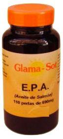 Glamasot EPA Salmón 500mg 110 perlas