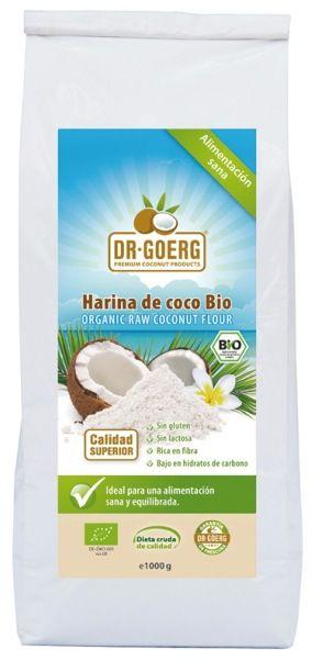 Dr Goerg Harina de Coco Bio 1Kg