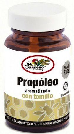 El Granero Integral Propóleo+Tomillo Forte 60 comprimidos 470 mg