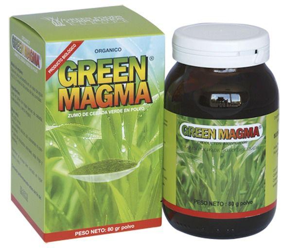 Green Magma polvo 80g