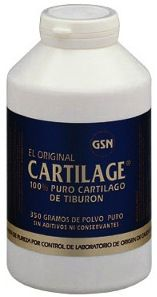 GSN Cartilage polvo 350g