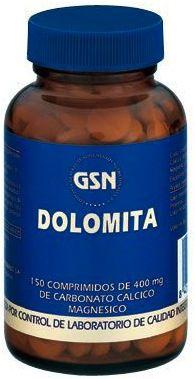 GSN Dolomita 400mg 150 comprimidos