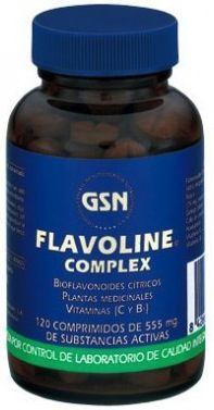 GSN Flavoline 555mg 120 comprimidos