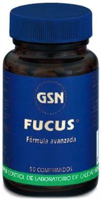 GSN Fucus 800mg 50 comprimidos