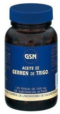 GSN Germen de Trigo 500mg 125 perlas
