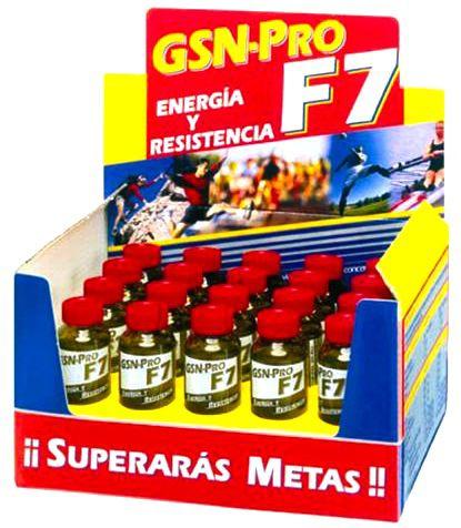 GSN Pro F-7 20 viales