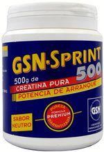 GSN Sprint Creatina sabor neutro 500g