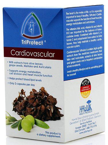 Hawlik Cardiovascular 120 cápsulas
