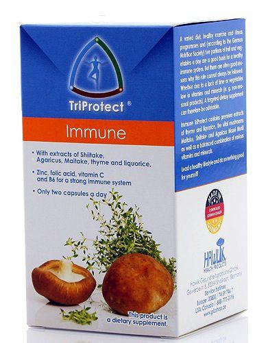Hawlik Inmune 120 cápsulas