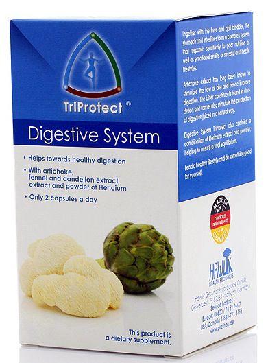 Hawlik Sistema Digestivo 120 cápsulas