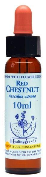 Healing Herbs Red Chestnut 10ml