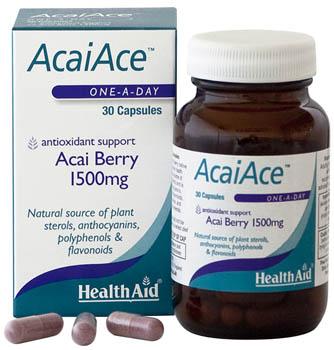 Health Aid AcaiAce 30 capsulas