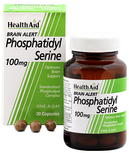 Health Aid Brain Alert 30 capsulas