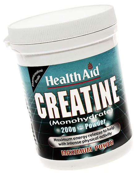 Health Aid Creatina polvo 200gr