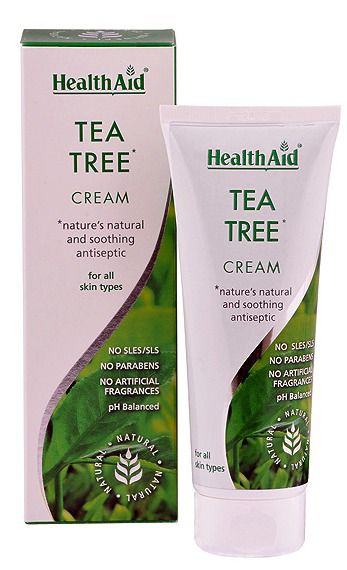 Health Aid Crema Árbol del Té 75ml