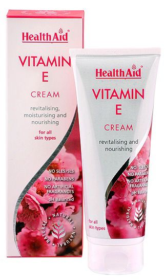 Health Aid Crema Vitamina E 75ml