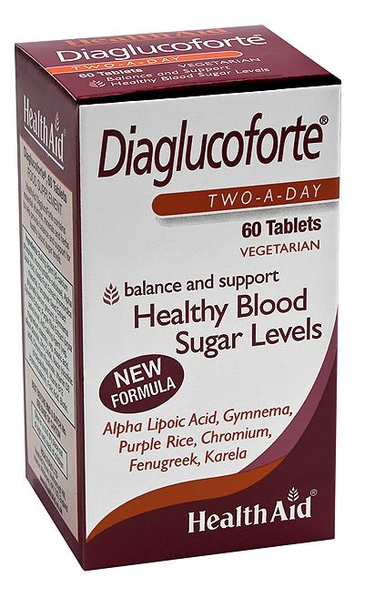 Health Aid Diaglucoforte 60 comprimidos