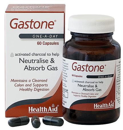 Health Aid Gastone 60 capsulas