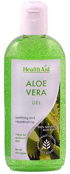 Health Aid Gel Aloe Vera 250ml