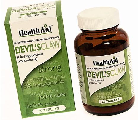 Health Aid Harpagofito 650mg 60 comprimidos