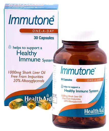 Health Aid Immutone 30 capsulas