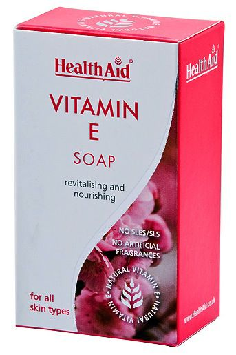 Health Aid Jabón Vitamina E 100g