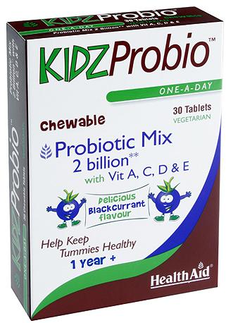 Health Aid Kidzprobio 30 comprimidos masticables