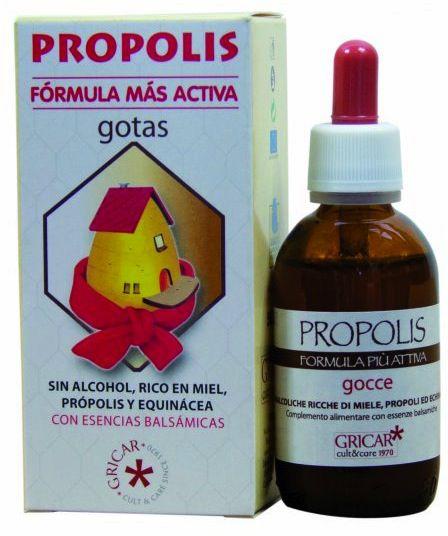 Herbofarm Propolis Gricar sin alcohol 50ml
