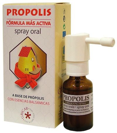 Herbofarm Propolis Spray Oral Gricar 15ml