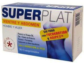 Herbofarm Super Plat 30 comprimidos