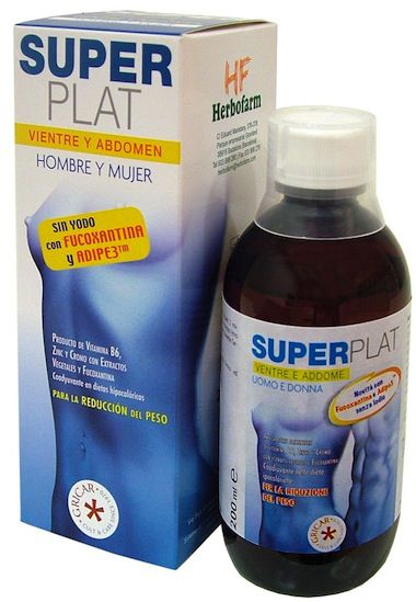 Herbofarm Super Plat Drink 200ml