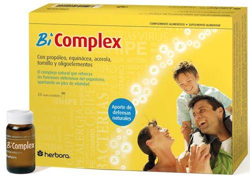 Herbora BI Complex 20 ampollas