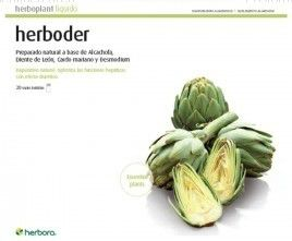 Herbora Herboder 20 ampollas